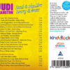 Heads & Shoulders, Tummy & Knees by Judi Cranston CD - Songs