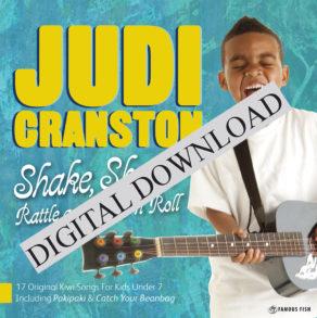 Shake, Shake, Rattle and Rock n' Roll CD by Judi Cranston Digital Download